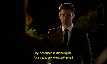 The Originals 2x01 CZ Tit