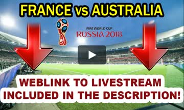Watch argentina vs iceland live streaming 2018 online for free now watch france vs australia live streaming 2018 online for free now stopboris Images
