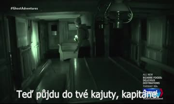 Ghost Adventures S12E06 - Star of  India CZ Titulky
