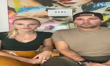 James Maslow and Caitlin Spears - homewithjamesandcaitlin 8 part 2