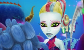 monster high The great scarrier reef english