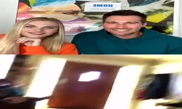 James Maslow and Caitlin Spears - homewithjamesandcaitlin 3 part 2